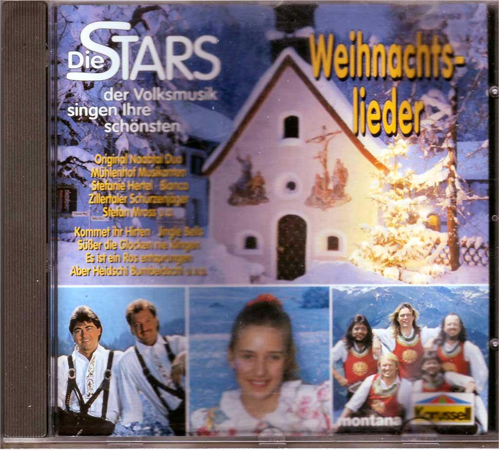 Weihnachtsschlager, Stars der Volksmusik