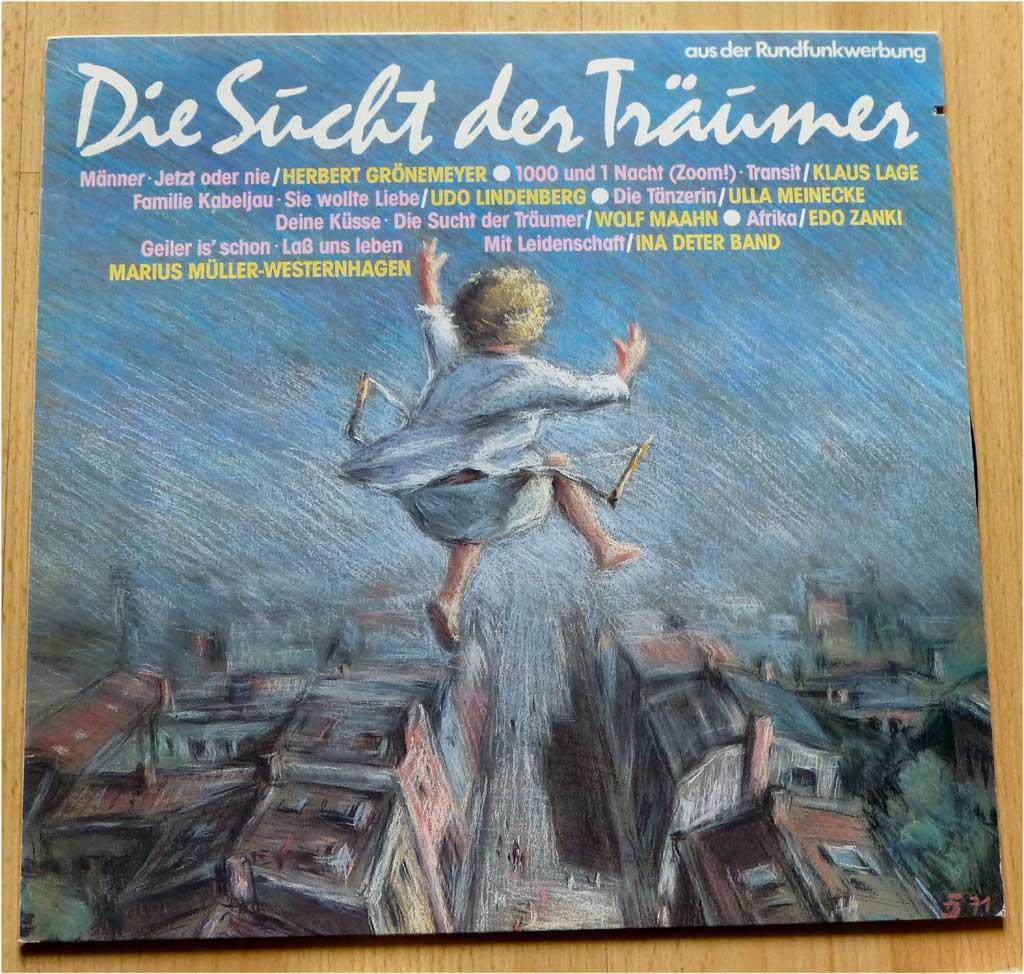 Die Sucht der Träumer LP von 1984