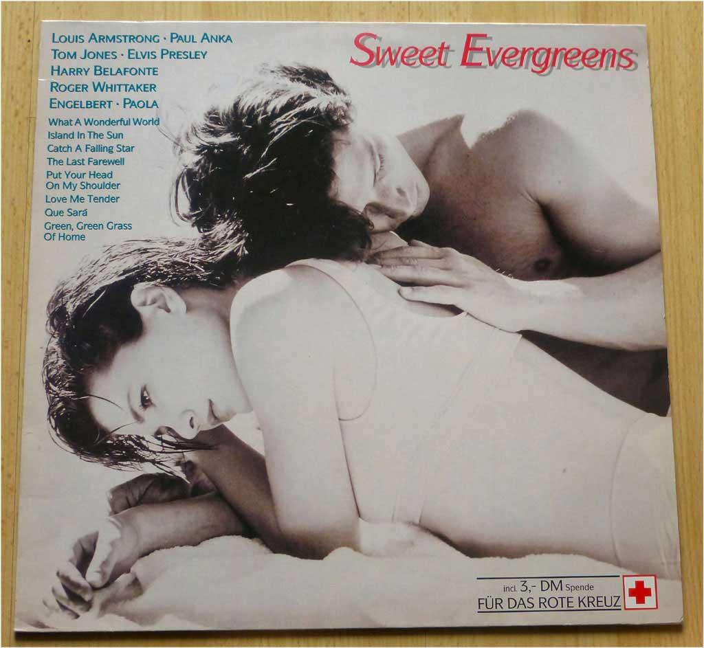 Welterfolge, Sweet Evergreens auf LP von Ariola