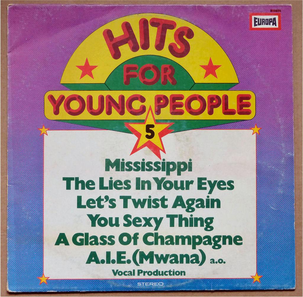 Hits auf Vinyl für junge Leute