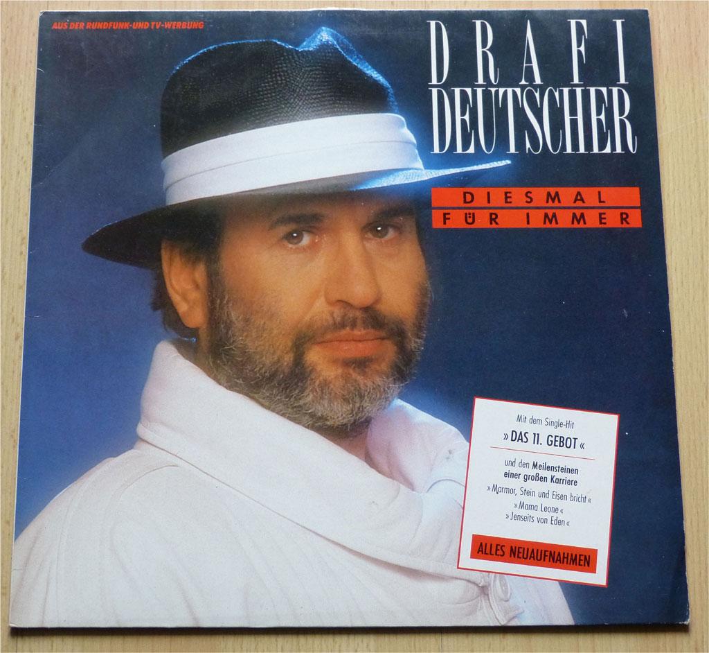 Drafi Deutscher, Zeitlos gute Musik auf Vinyl