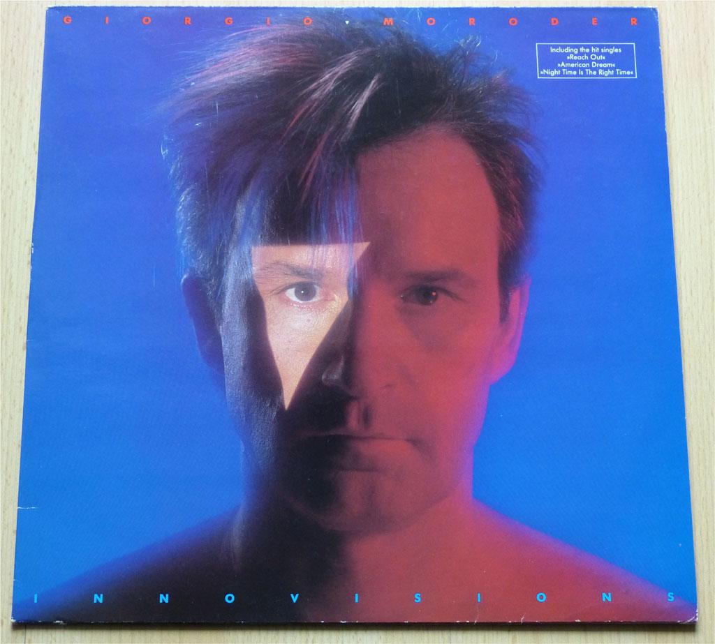 Giorgio Moroder - Innovisions LP von 1985
